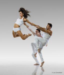 La Parsons Dance in 20 città italiane