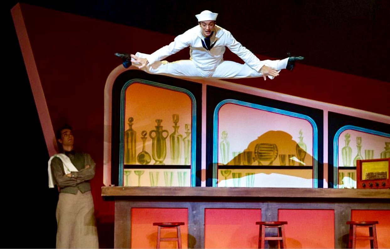 ? Incontro con Alessio Carbone premier danseur Opéra de Paris