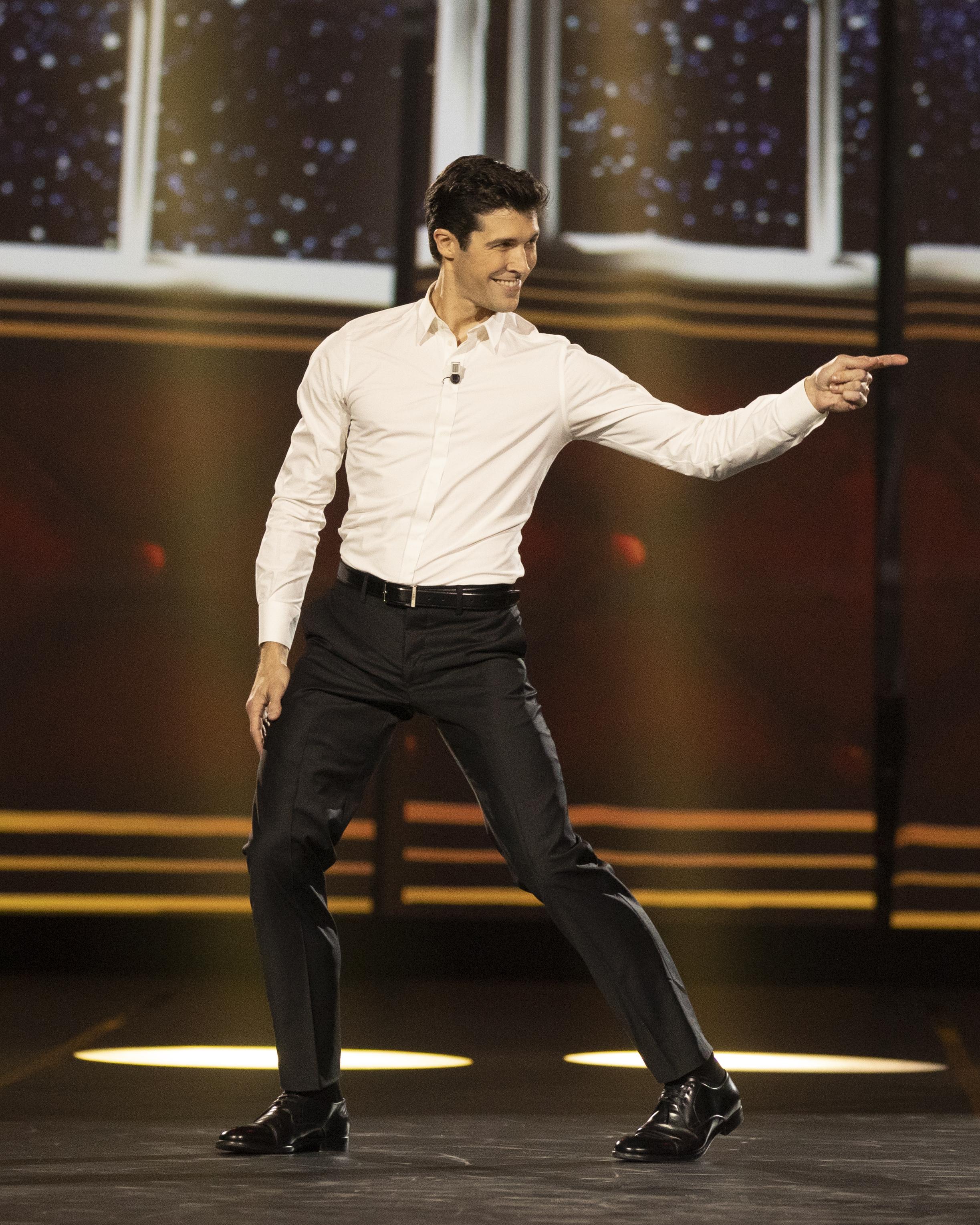 """?""""Danza con me"""": è nuovamente boom di telespettatori"""