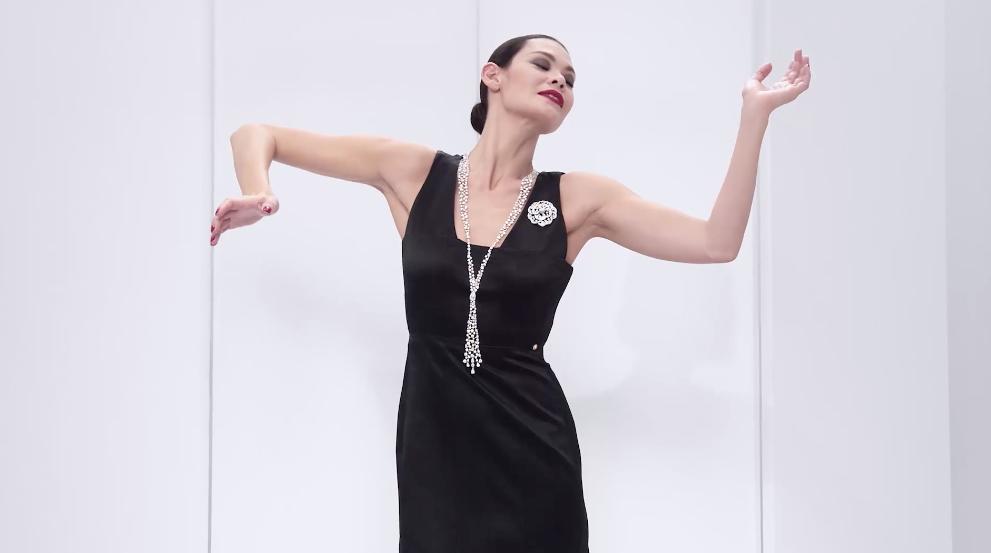 📹 Chanel sceglie Alice Renavand per presentare la nuova collezione di alta gioielleria