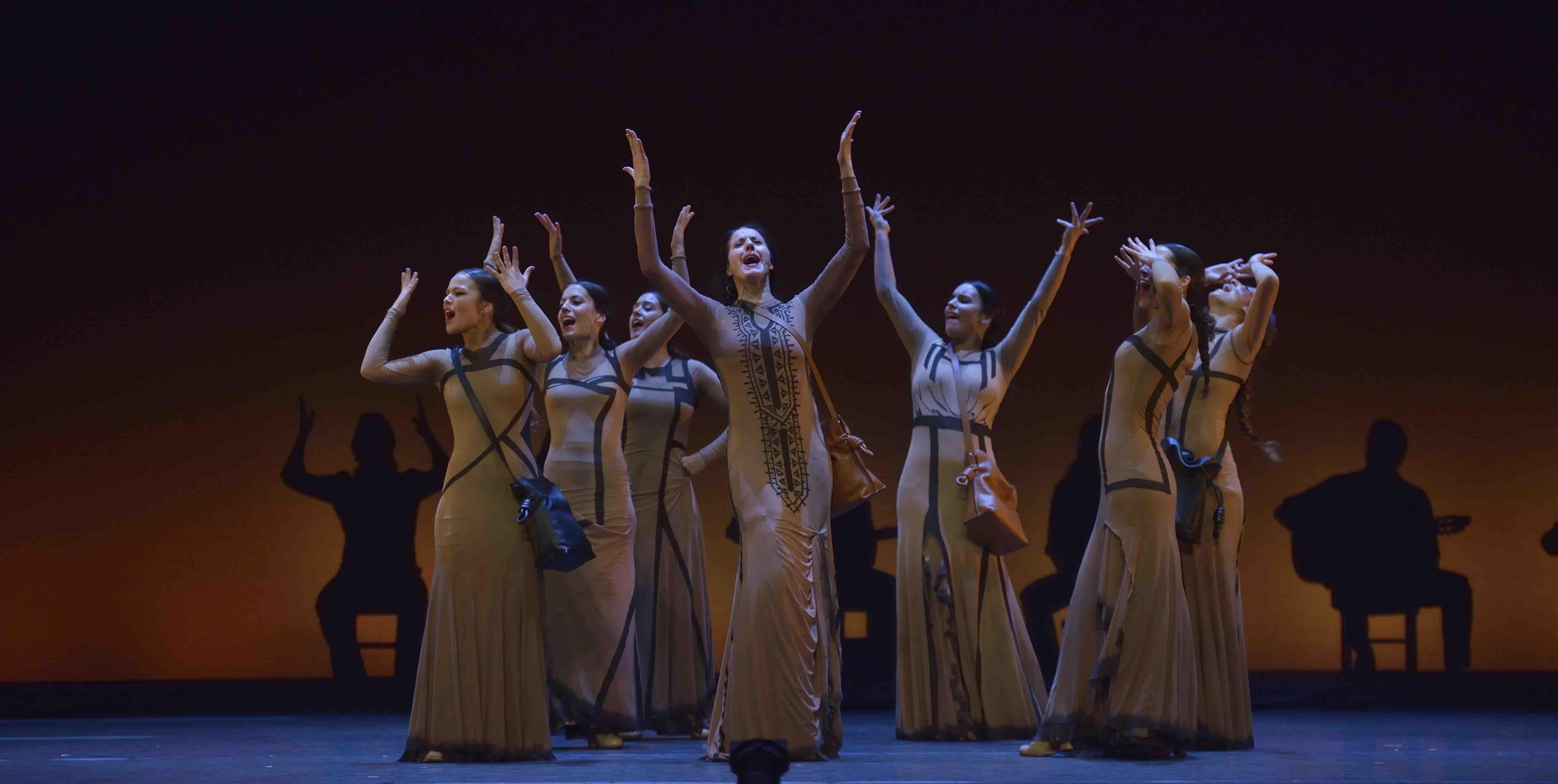 Ultimo appuntamento a Danza in Rete Festival con il flamenco di María Pagés