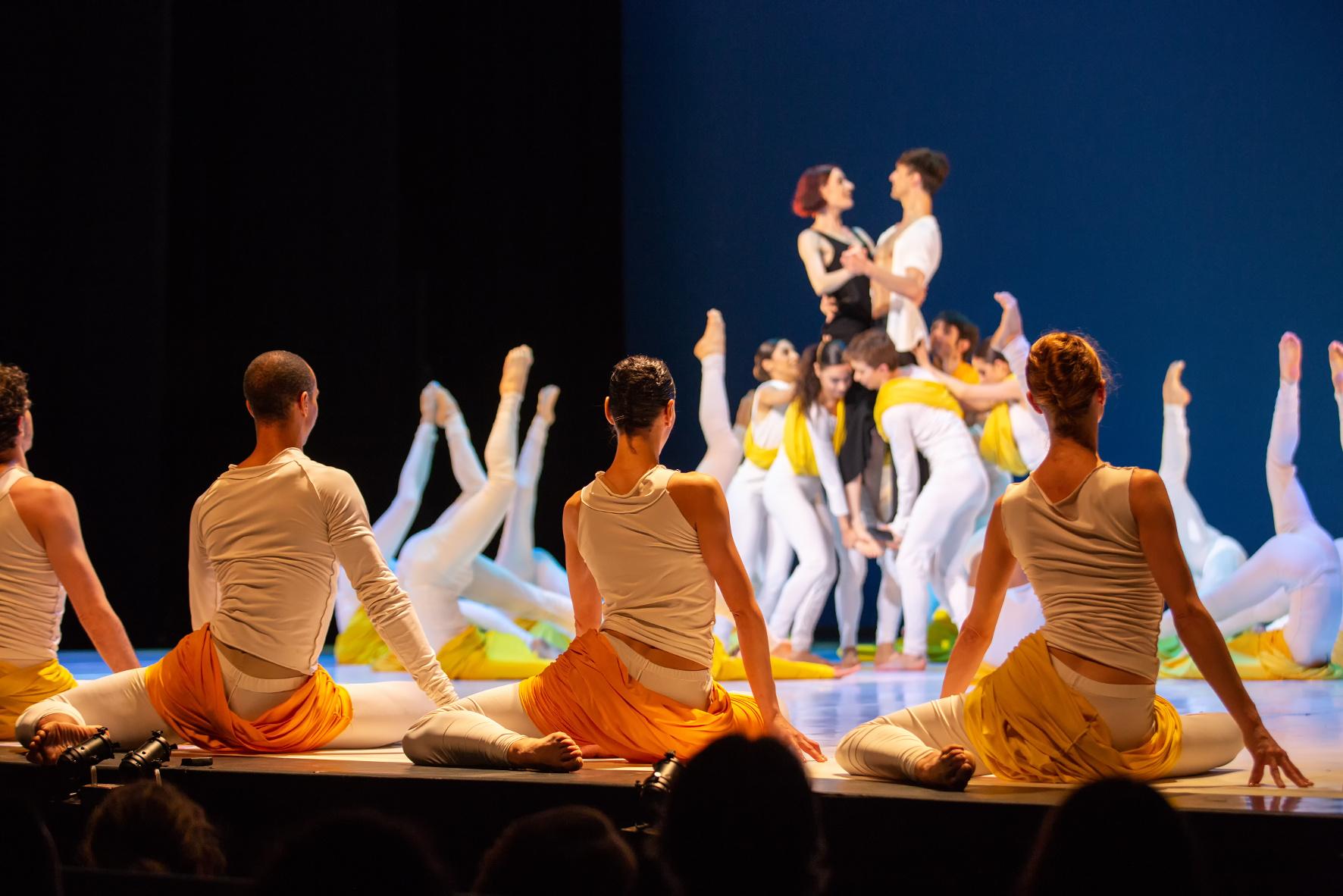 A Modena il Béjart Ballet Losanna con Syncope e Brel et Barbara