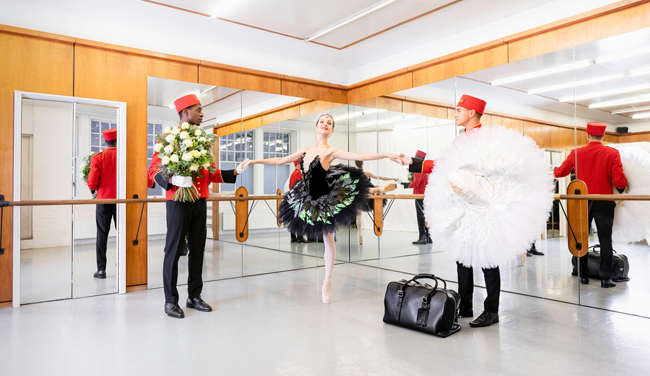 Dance the Atlantic: in crociera con l'English National Ballet
