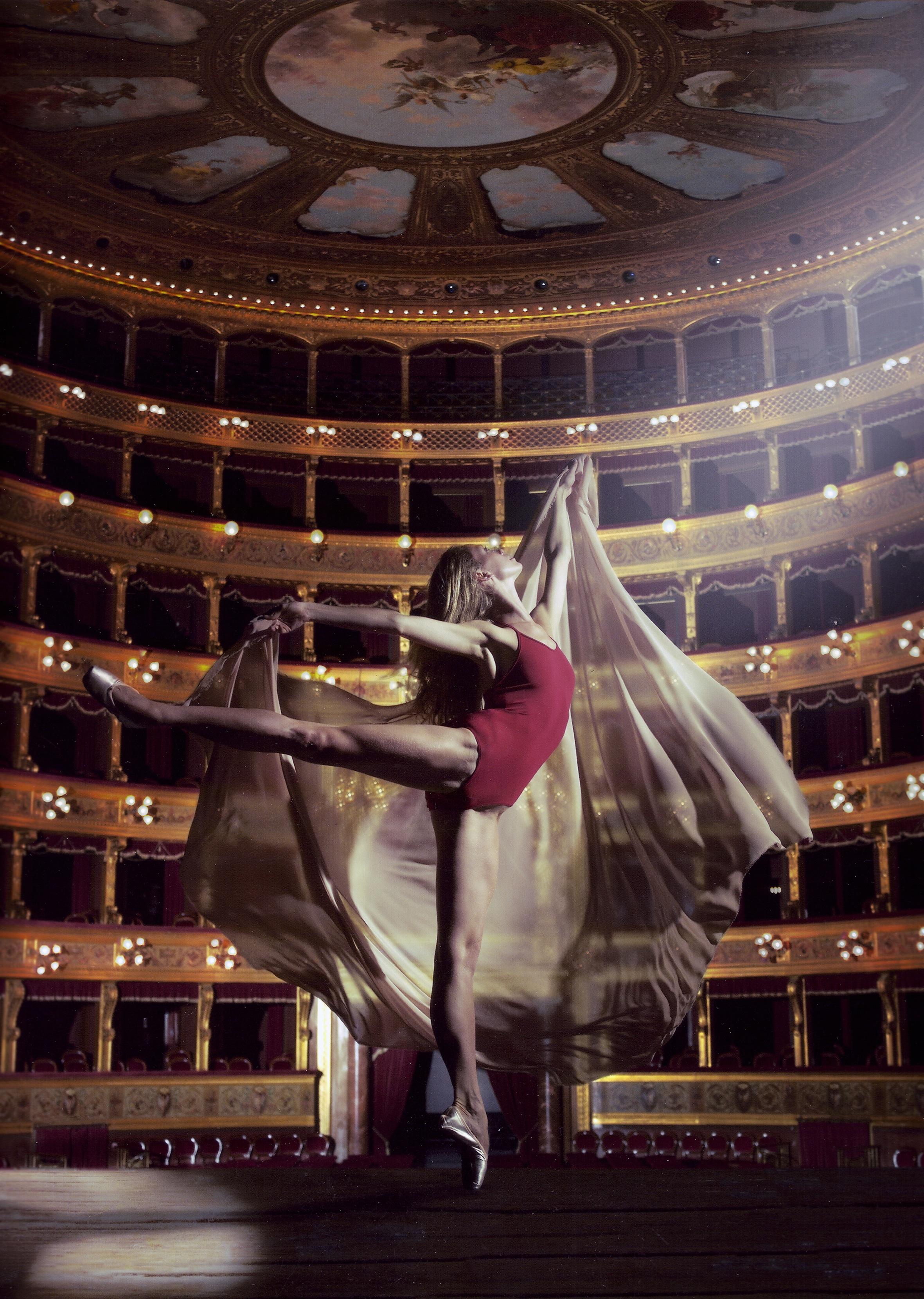 A Spoleto per vedere le stelle italiane della danza nel mondo e giovani promesse