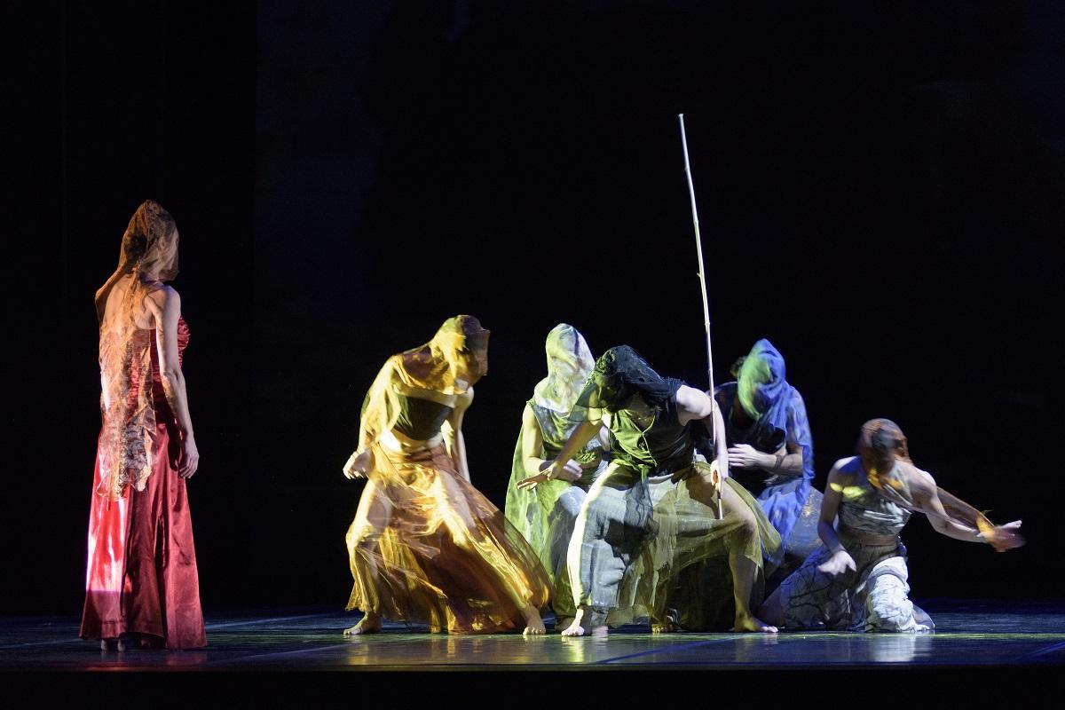 Per Danza Autunno: Peggy Untitled con la compagnia veneziana Točnadanza