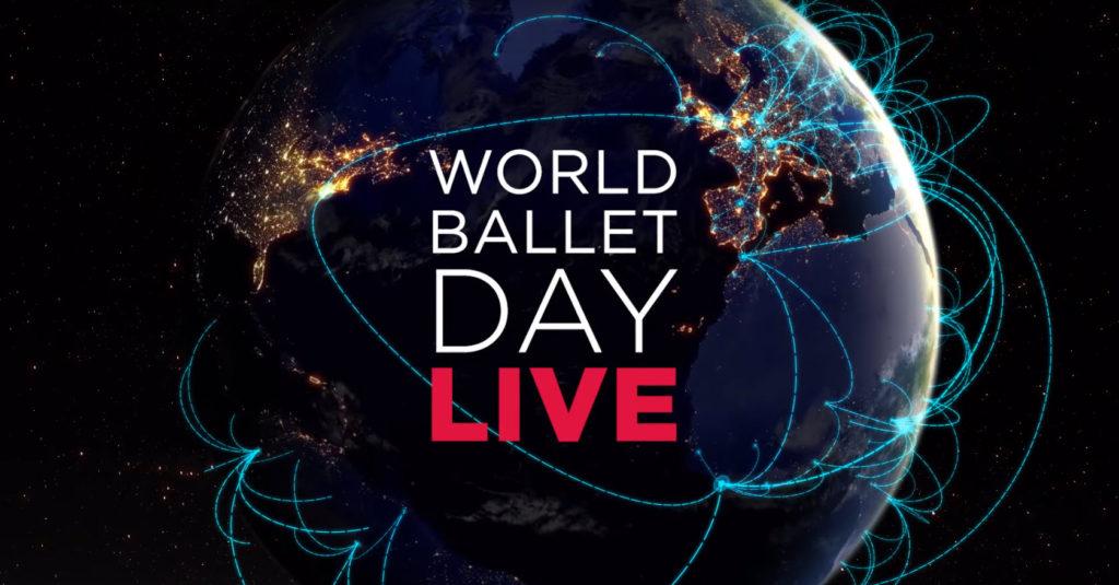 Word Ballet Day: per ubriacarsi di danza in giro per il mondo