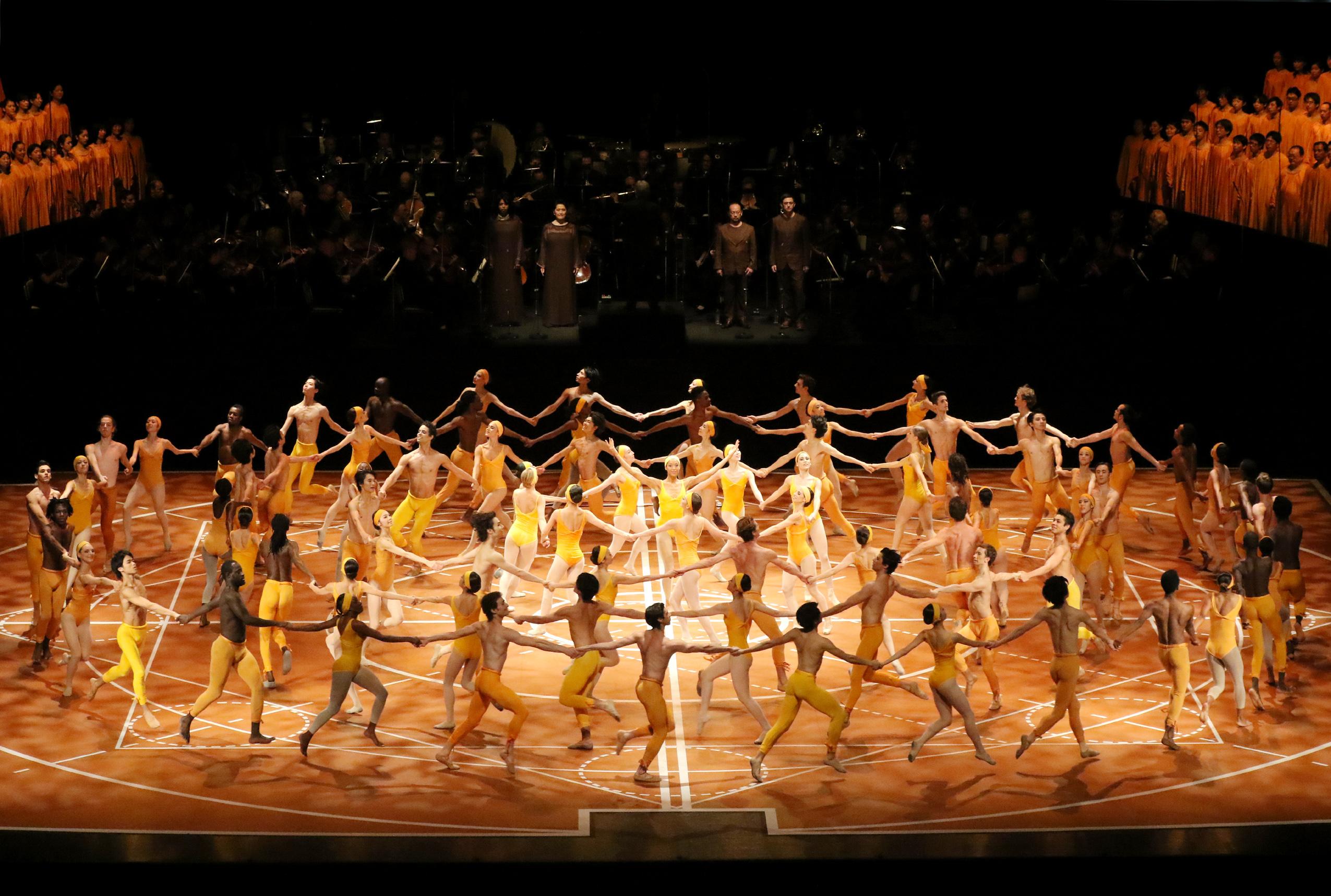 Ritorna La nona sinfonia di Béjart con artisti da tutto il mondo