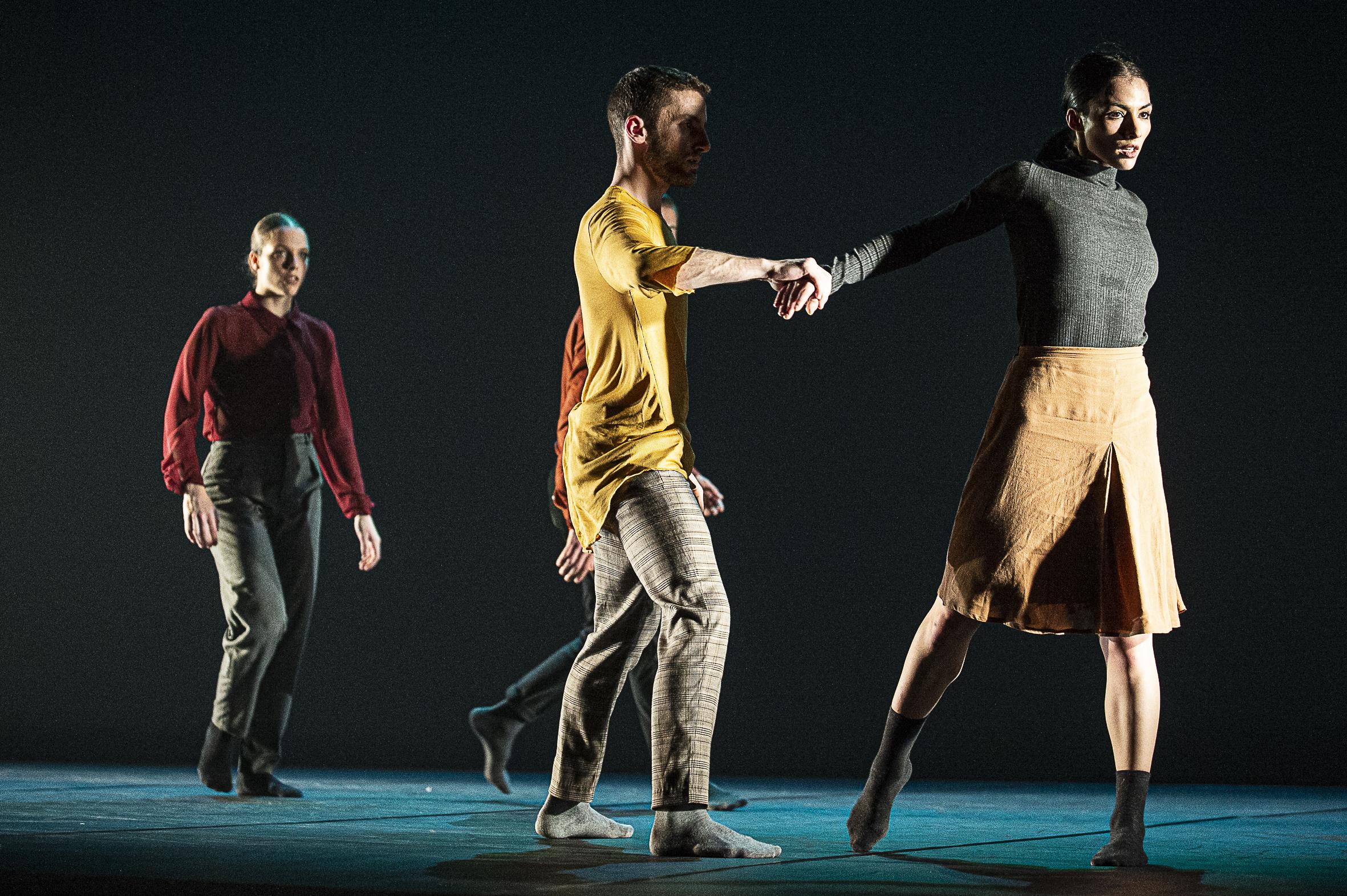 """Poesie d'amore in danza: la MM CONTEMPORARY DANCE COMPANY porta a Bassano """"LOVE POEMS"""""""
